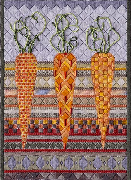 Carrots Canvaswork Workshop
